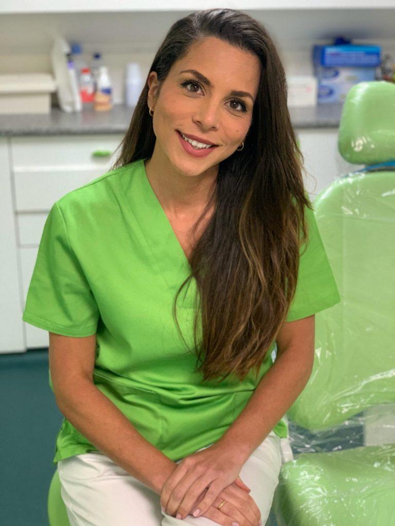 Dra Cristina Esteban Pardo